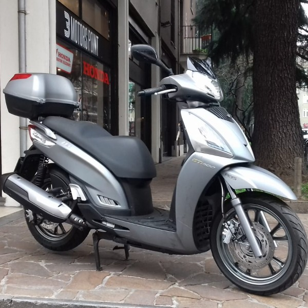 KYMCO PEOPLE GTI 300 ABS 15